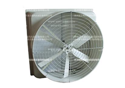 百叶式玻璃钢负压风机