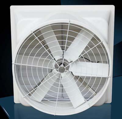 徐州玻璃钢风机1460型负压通风的重要性