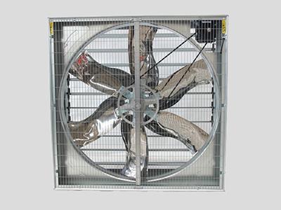 负压风机的排尘能力和除尘设备效果展示