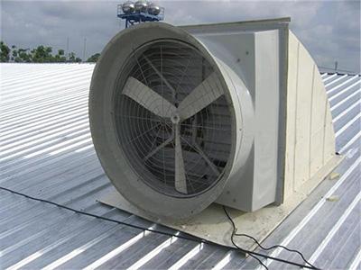 负压排风机安装高度