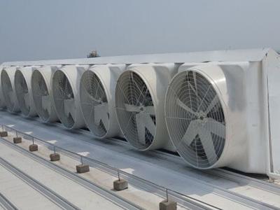 速吉通风厂家供应1260,1060,850型玻璃钢负压风机