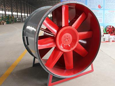 速吉通风厂家教您区分轴流风机,离心风机,负压风机