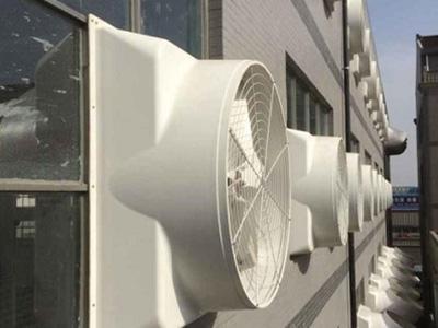 玻璃钢屋顶风机的基础安装方法