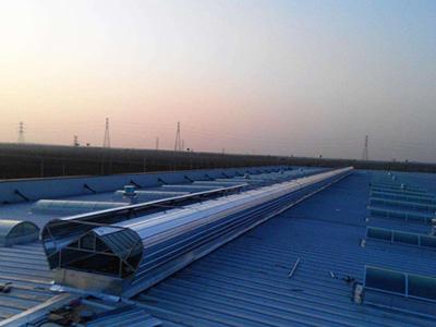 无动力屋顶风机安装规范