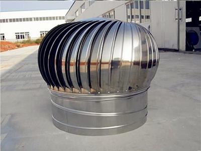 速吉通风无动力屋顶风机生产厂商设备优势介绍