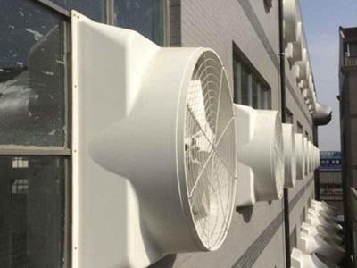 速吉设备产品工业负压排风机正反转效果图展示