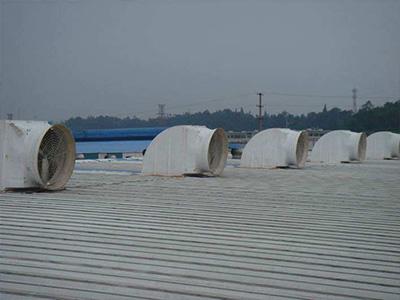 速吉通风厂家与您探讨负压风机的安装方法