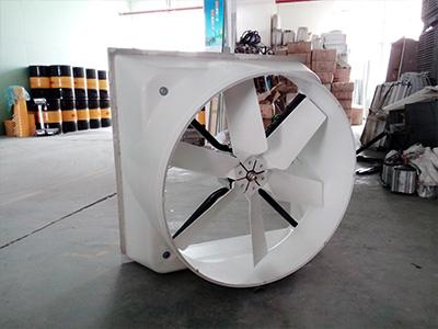三种玻璃钢负压风机设备类型图片介绍
