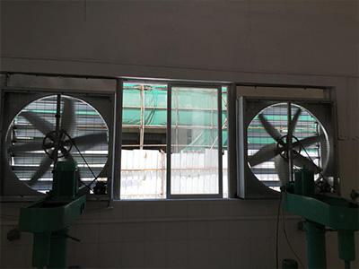 负压风机优点与效果厂家效果图展示