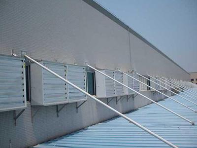 速吉通风厂家介绍工业排风扇安装费用是多少?