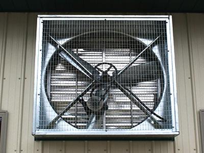 窗户上怎么装排风扇?需要注意哪些方面