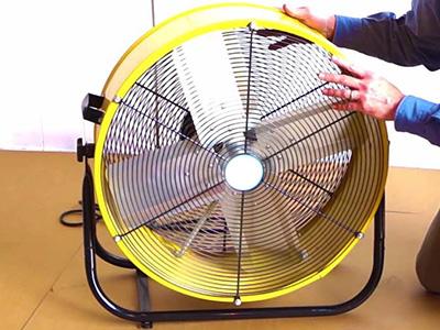 排风机维护保养要注意哪些?排风机维修