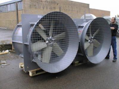 工业排风机有哪些类型?排风扇选型推荐