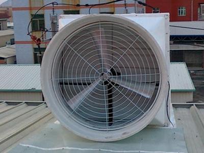 屋顶风机漏水怎么处理?防止风机漏水几条建议