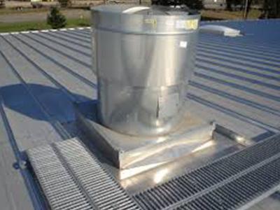 屋顶负压风机安装注意一下5个细节技术问题!