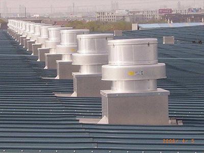 屋顶负压风机如何安装?屋顶负压风机安装详细步骤