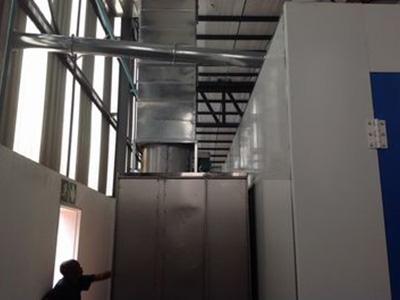 养殖用水帘风机设备降温3大功能介绍