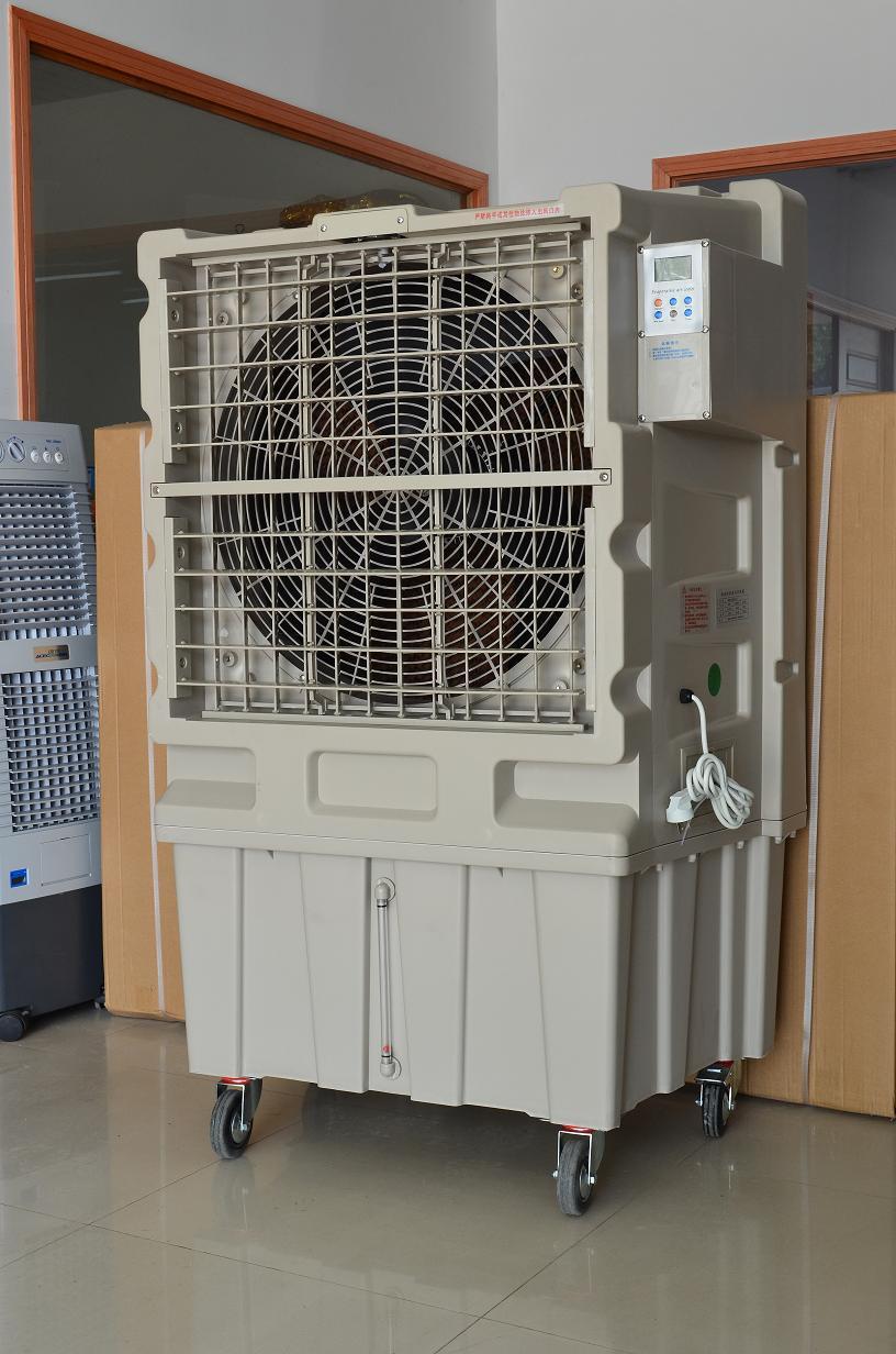 移动式水空调_水冷风机图片