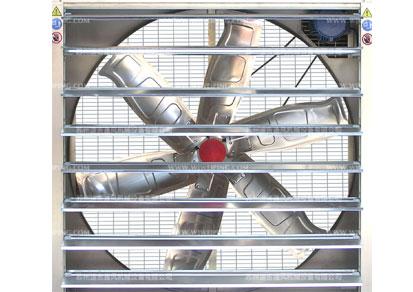 铝合金冲压叶片镀锌板负压风机