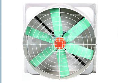 直结式玻璃钢负压风机