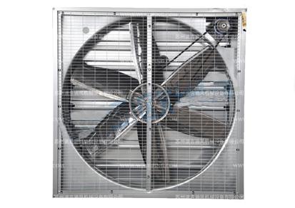 皮带式镀锌板负压风机