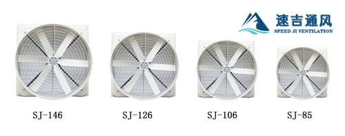 玻璃钢负压风机尺寸与价格