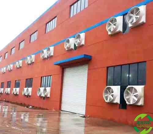 速吉牌1460模压负压风机在制造厂的应用分析