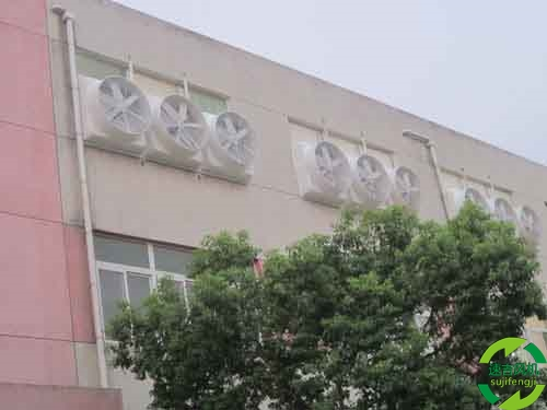 东营排烟风机品牌_烟台工业排风扇行业领先_负压