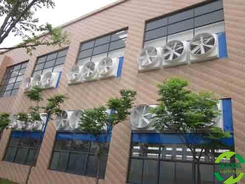 工业排风扇厂家哪家质量好,排风扇型号规格与分类