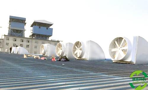蒸发式水冷空调,工业风机换气通风