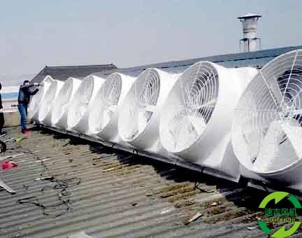 马鞍山工业排风扇,马鞍山工业风机安装注意事项
