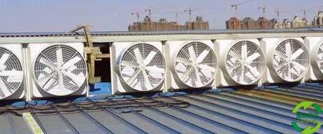泰安抽风机厂家_新泰窗户排风扇品牌_威海工业风